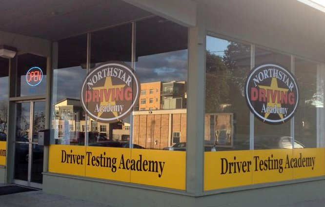 Window Graphics by RC Graphics of Auburn Kent Federal Way - Photo.